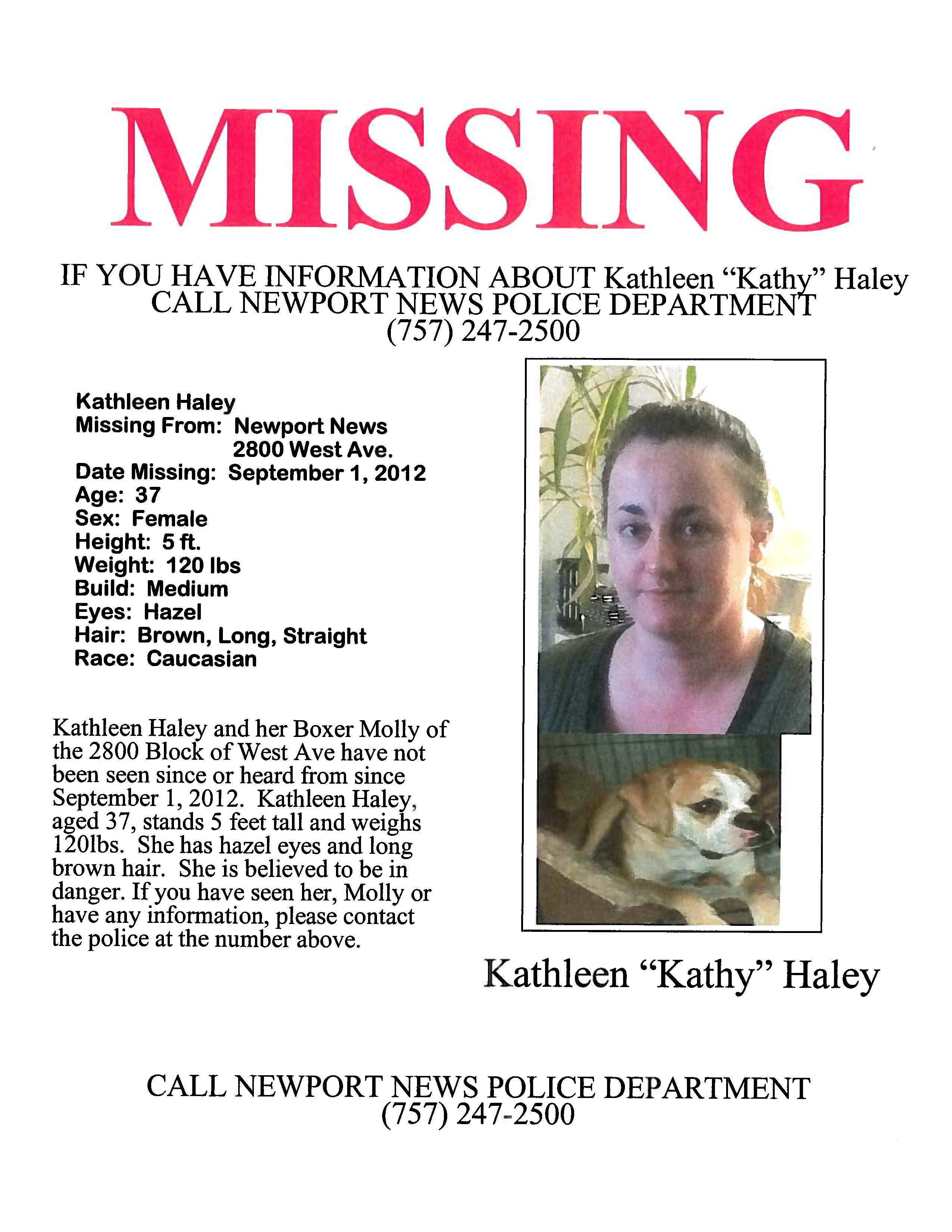 missing person flyer – Missing Person Poster