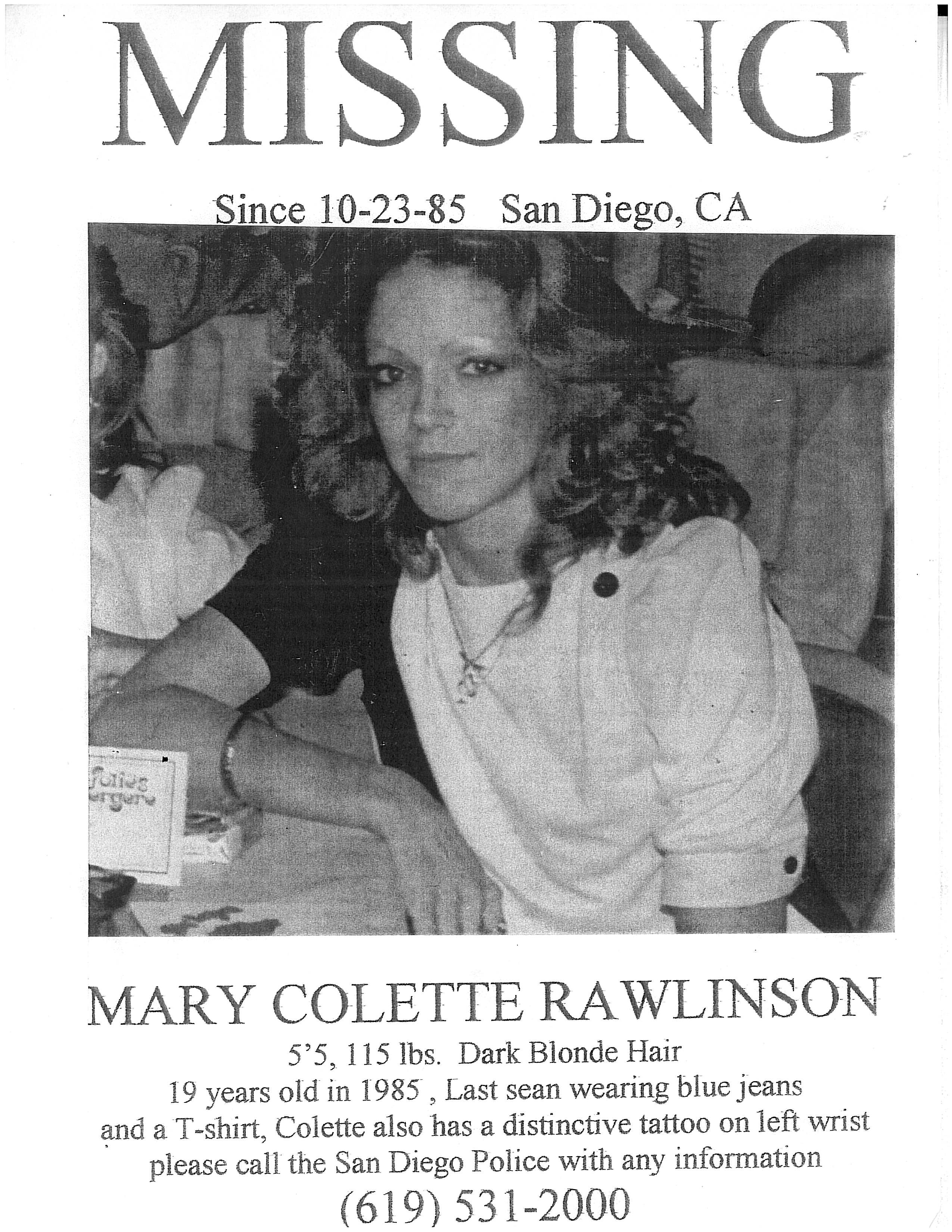 Missing Mary Pickford Part Two The Famous Player: California Missing Person Directory